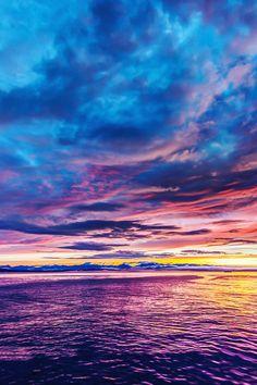 mstrkrftz: Full Spectrum Sunset by Conor Musgrave
