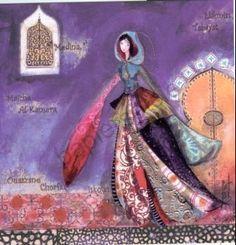 Catherine Rebeyre Medina Art Carte, Magic Women, Fairy Tales, Images, Sculpture, Artist, Painting, Photographs, Illustrations