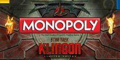 Monopoly: Klingon Edition   Board Game   BoardGameGeek