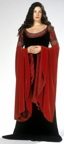 arwen costume - I'd love to recreate this