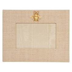 Bee Horizontal Picture Frame