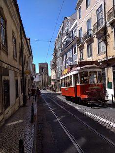 Lisbon, Street View