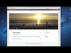 [VIDEOS] 6 Beginners Videos – Using WordPress: Intro; Installing; Appearance; Add pages; Blogging; Image gallery;;