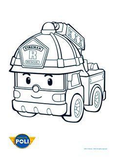 34 Best Robocar Poli Images Robocar Poli Birthday Cakes Fondant