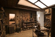Artist Studio Made of Cardboard – Fubiz™