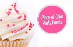 DIY Food & Recipe For Party : Party Foods | SparkRecipes
