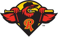 Rochester Red Wings Secondary Logo (2014) -