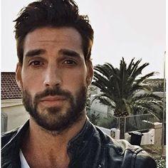 Joseph Cannata beard model
