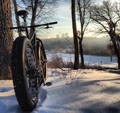 Winter Bike (Jess LaLonde)