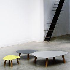Turtle coffee table - medium - Universo Positivo - Ethnicraft