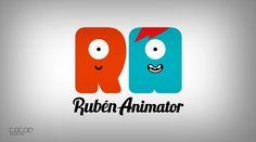 COCOE STUDIO : design - Ruben Animator Logo