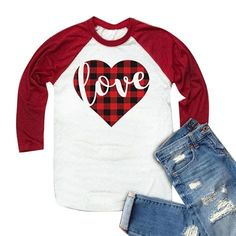 30+ Gorgeous Valentines Day Shirts for Girl