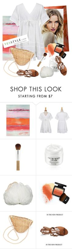 """""""Yesstyle"""" by carola-corana ❤ liked on Polyvore featuring beauty, Whiteley, nature republic, Skinfood and migunstyle"""