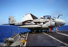 A-6E Intruder Aircraft | Picture of the Grumman A-6E Intruder (G-128) aircraft