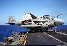 A-6E Intruder Aircraft | Picture of the Grumman A-6E Intruder (G-128) aircraft