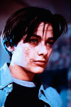 Edward Furlong in Brainscan Edward Furlong, John Connor, Types Of Guys, Aesthetic People, Losing A Child, Wattpad, Face Men, Young Actors, Horror Films