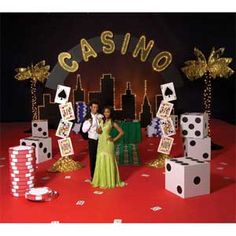 I WILL have a casino party one day...