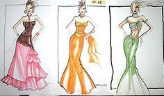 ♥ La Mode est Mon Sang ♥: fashion illustrations