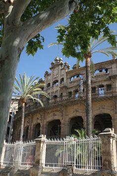 Plaza de Toros (Bullfight Arena) - Palma de Mallorca - Spain