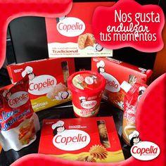 """¡Lo que más nos gusta en #Copelia es endulzar momentos!... esto es lo que nos cuenta @NenaGutierrez """"Me acaba de llegar este dulce regalo Copelia mil y mil gracias, que delicia"""""""