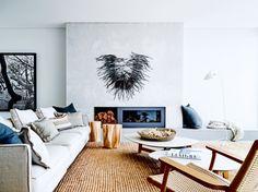 Tour a Modern Beachouse in Sydney | lark & linen