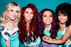 """Little Mix teams up with Missy Elliot for their song, """"How ya Doin""""    Find out about it here: http://www.billboard.com/articles/columns/pop-shop/1556342/little-mix-missy-elliott-team-up-in-how-ya-doin-music-video-watch"""