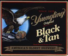Yeungling Black and Tan - Google Search