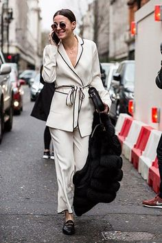 7 Major Spring Trends Spotted At London Fashion Week - The PJs