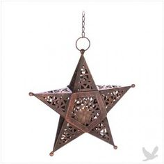 I want 10 of these (yes, I said 10. Imagine them hanging all over your living-room ceiling lit ....BEAUTIFUL!!