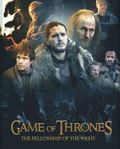 The Fellowship of the Wight, Game of Thrones.