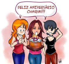 Aniversário da Chairim...   http://www.jessicaguedes.com