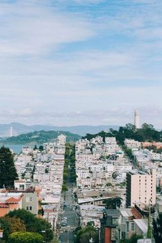 A Day in the City: San Francisco Edition