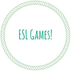 Free ESL Games, worksheets, lesson plans and more! Linked page takes you to a… Ell Strategies, Teaching Strategies, Teaching Tips, Esl Lessons, English Lessons, French Lessons, French Class, Spanish Lessons, Esl Games