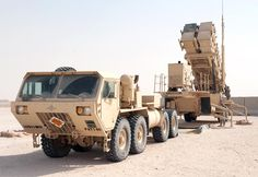 Picture of the MIM-104 Patriot