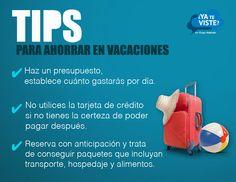 Tips de vacaciones