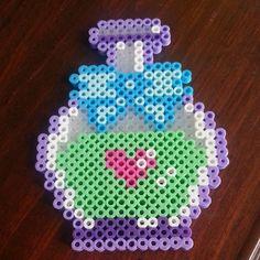 Love potion perler beads by erinelizabethbosch