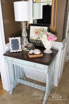 A Decorating Challenge – Shop Your Home (Foyer Part 3)