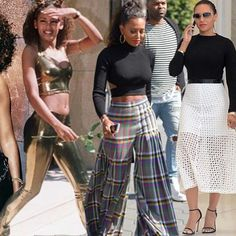"For today's Throwback Thursday #TBT, we look at the style evolution of #MelB ? Vuitton Dahat writes, ""Mel B has always been the fearless one of the #SpiceGirls, especially when it comes to fashion. During the Spice Girls era, she sported lots of high voltage, midriff bearing looks.Though the group disbanded many moons ago, Mel B has stood the test of time and has made a major name for herself in the entertainment industry. As one of the judges of America's Got Talent and X Factor, to say she…"