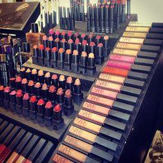 I wanna try the new nars lipglosses!!