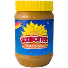 SunButter, Natural Sunflower Seed Spread, 16 oz (454 g)