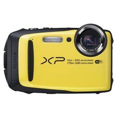 from $199, amazon.com The recently launched Fujifilm FinePix XP90 is an excellent and affordable point-and-shoot camera that can go up to 50 feet under water and capture quality photos and video via a 16MP sensor. Available in four eye-catching color options, the snapper has Wi-Fi connectivity, which easily allows users to transfer their memories to a computer or mobile device. More: 2016's Top-Rated Waterproof Cameras