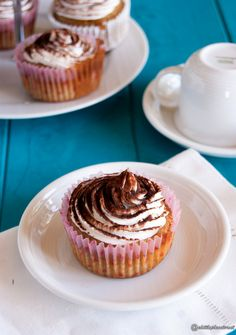 Cupcakes al Tiramisù - Tiramusù Cupcakes