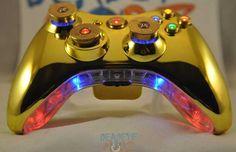 Bullet Button Xbox 360 Controller
