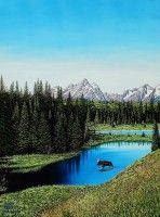 State of Wyoming Murals