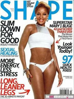 Mary J. Blige Fitness Secrets | BlackDoctor