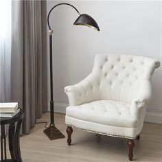 Bungalow 5 Shilo Floor Lamp $578 at Zinc Door