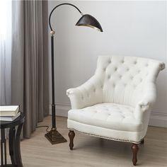 Bungalow 5 Shilo Floor Lamp $578 at Zinc Door