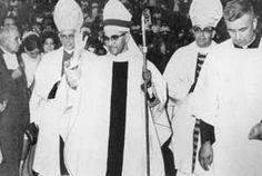 Il giorno della consacrazione episcopale di monsignor Romero, il 21 giugno 1970