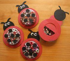 Eyelet Ladybugs