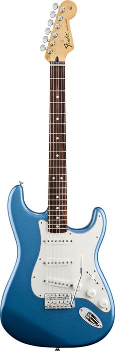 Blue Strat